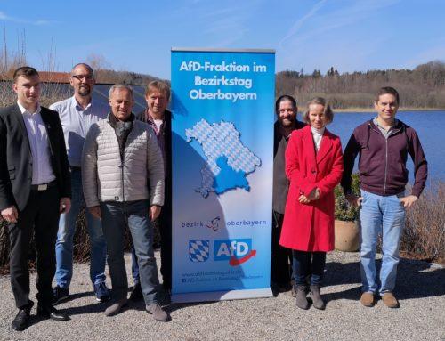 Pressemitteilung: +++AfD-Fraktion legt ihren Kurs der Bezirksarbeit fest+++